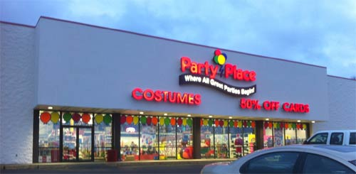 Party Supplies Costumes Belden Village Canton Ohio
